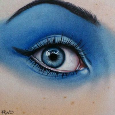 Blauwtje © Robert Daalmeijer